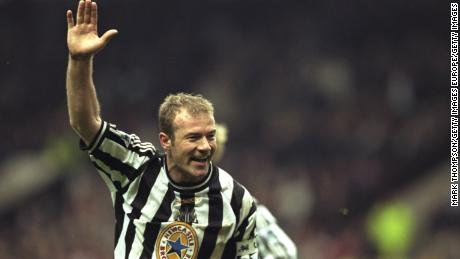 Alan Shearer is the Premier League's all-time top goalscorer on 260 and won the title once.