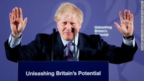 What Prime Minister Boris Johnson really wants is to guarantee the UK's independence from Brussels.