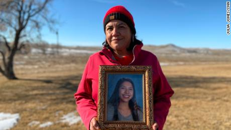 Grieving Native American families shamed law enforcement over missing women and won action from President Trump