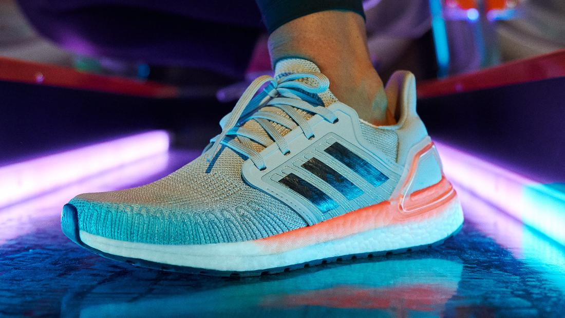 This versatile shoe from Adidas will put a spring in your step