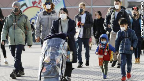 Tokyo Disney parks close for two weeks due to coronavirus
