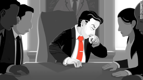 When CEOs should disclose serious health problems