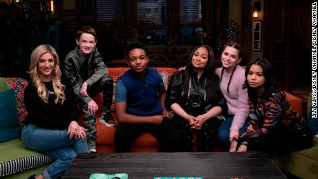 The cast of 'Raven's Home' recorded a special message to air on Disney Channel and Disney Channel YouTube following their anti-vaping episode.