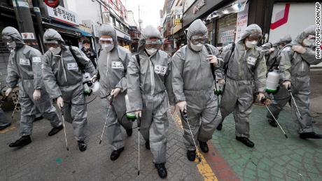 The global death toll from coronavirus has topped 3,300