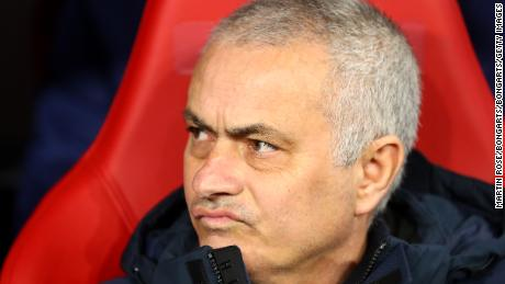 Jose Mourinho uses Liverpool to explain Spurs' poor form