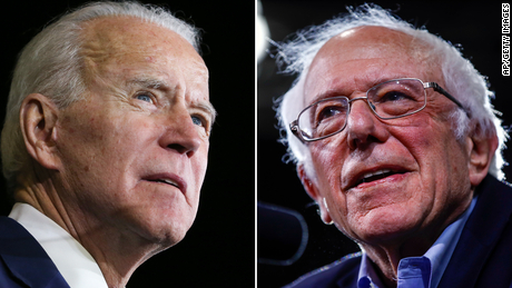 3 things to watch in the first one-on-one debate between Biden and Sanders