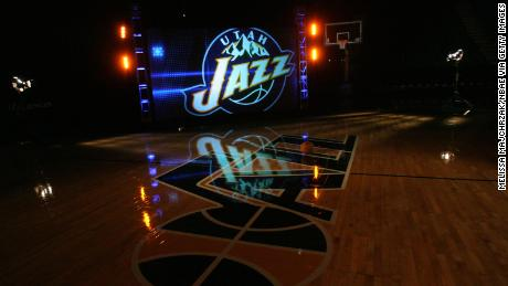 A second Utah Jazz player tests positive for coronavirus, as a suspended NBA considers next steps