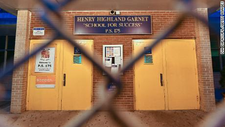 Will all New York schools remain closed? A decision is expected by the end of the week.