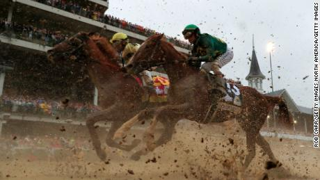 Kentucky Derby in doubt as racing goes behind closed doors