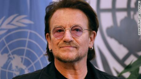 Bono shares a new song inspired by the loneliness of coronavirus lockdown