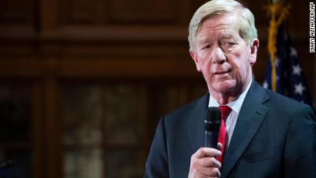 Trump Challenger Bill Weld Bows out of the 2020 Presidential Race