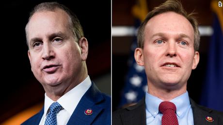Two members of Congress test positive for coronavirus