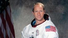 "NASA Administrator Jim Bridenstine on the passing of Apollo 15 astronaut Alfred ""Al"" Worden: ""NASA sends its condolences to the family and loved ones of Apollo astronaut Al Worden, an astronaut whose achievements in space and on Earth will not be forgotten. ""A Colonel in the U.S. Air Force, Worden was a test pilot and instructor before joining NASA as an astronaut in 1966. He flew to the Moon as command module pilot aboard Apollo 15. During this time he earned a world record as ""most isolated human being"" while his crew mates roamed the lunar surface, and he was 2,235 miles away from anyone else."