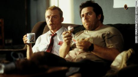 Shaun of the Dead Actors Deliver a Coronavirus PSA