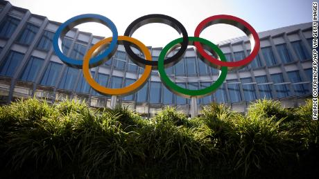 Olympics chief Thomas Bach 'very, very confident' spectators can attend postponed Tokyo Games