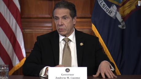 Cuomo pleads for Trump to nationalize coronavirus response as governors describe fight for medical supplies