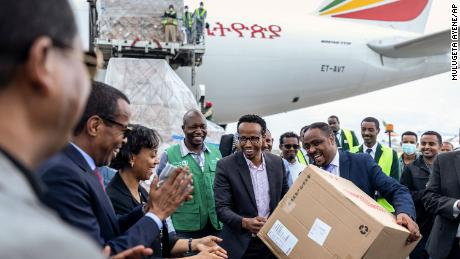 Rwanda's Paul Kagame thanks Jack Ma for 'huge shot in the arm' after receiving donation of test kits