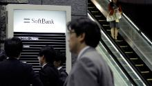 SoftBank is selling assets to buy $18 billion of its own shares. Investors love it