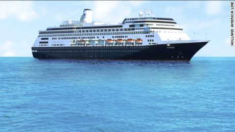 Holland America's Zaandam cruise ship, with sick passengers and crew members on board, seeks a port to dock.