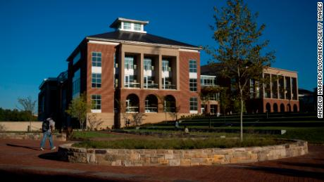 Liberty University let more than 1,000 students return to campus during the coronavirus outbreak