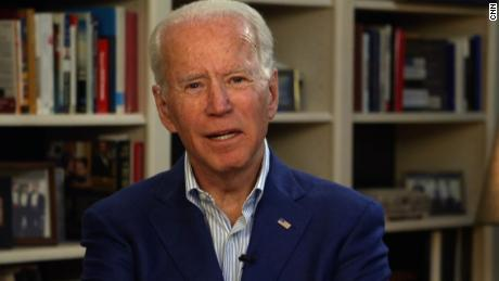 Biden: Trump should 'stop talking and start listening to the medical experts'
