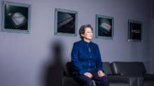 When Su became CEO of chip maker AMD, its stock was near an all-time low. Since then, it has gained more than 1,300% due to her turnaround strategy. (Drew Anthony Smith for CNN)