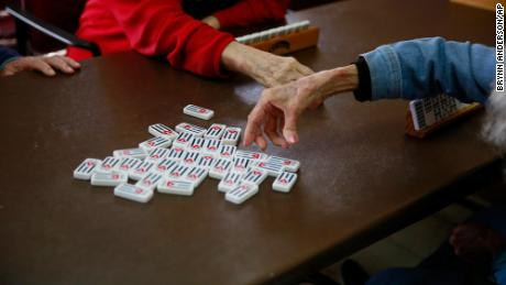 The epidemic seniors in America were facing already