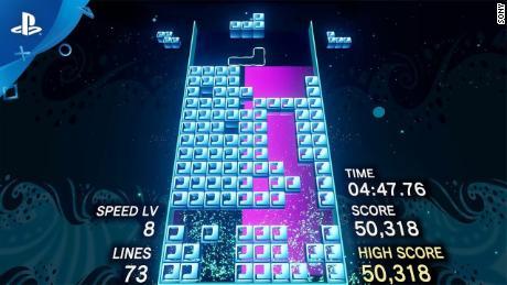 """Tetris Effect"" by Sony"