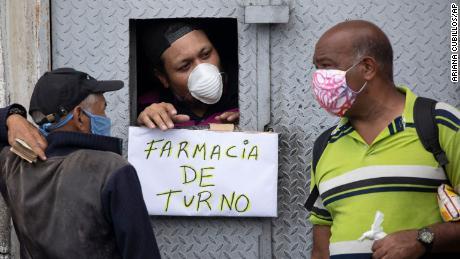 Venezuela's doctors fear the worst as the coronavirus pandemic approaches