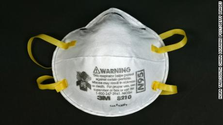 N95 masks are in short supply -- and scammers know it