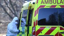 'Like a bomb had gone off on either side of their chest.' London doctors speak of 'continuous tsunami'