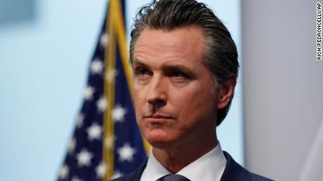 Gavin Newsom takes new tone with Trump as he steers California during coronavirus crisis