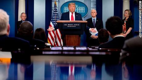 White House coronavirus task force to be wound down around Memorial Day