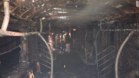 Motorman dead, dozens injured in suspicious Harlem subway fire