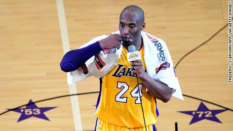 Kobe Bryant's towel used in final game sells for $30G at auction