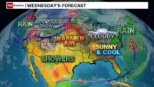 april 1, 2020 weather forecast