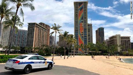 Hawaii will fine self-quarantine violators $5,000 or send them to prison