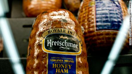 Ham producers want to make sure shoppers can buy what they need for the holiday.