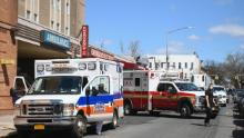 EMTs in New York instructed not to bring cardiac arrest patients to hospital if no pulse is found after administering CPR