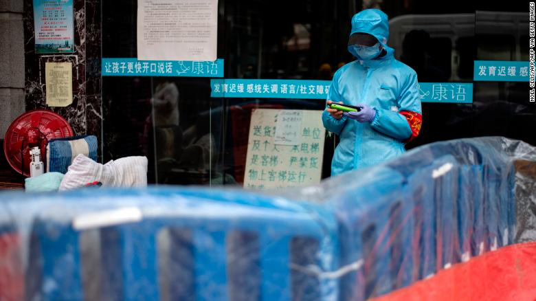 China reports 30 new coronavirus cases, 3 deaths