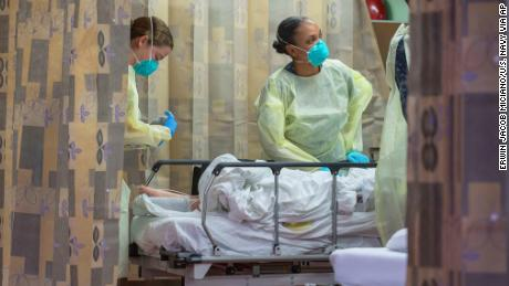 As hospitals focus on coronavirus, patients with other illnesses wait in fear