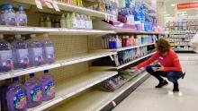 """Target will provide workers with masks and gloves and """"strongly encourage that they be worn while working."""""""
