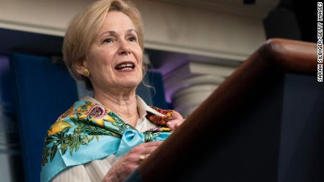 Tensions rise between the White House and CDC as Birx critiques virus tracking