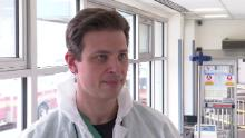 Dr. Lorenzo Paladino has researched using one ventilator for multiple patients.