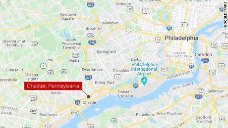 A 7-year-old boy was shot in the face and killed in a drive-by shooting in Pennsylvania