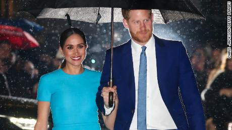Meghan and Harry tell four British tabloids they can expect 'zero engagement'