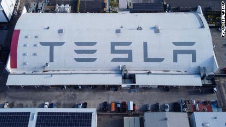 Tesla furloughs staff and slashes salaries as Covid-19 pandemic worsens