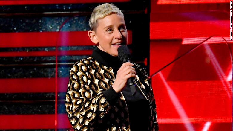 Ellen DeGeneres returns to talk show after recovering from Covid-19