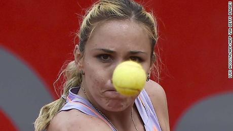 """""""Le tennis ne survivra peut-être pas à cela"""", déclare Sofia Shapatava alors qu'elle lance une pétition appelant à une aide financière pour les joueurs"""