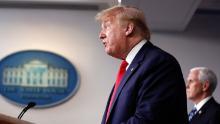 Lack of coronavirus testing may blunt Trump's planned economic revival